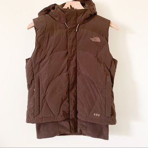 North Face 600 Down Puffer Vest